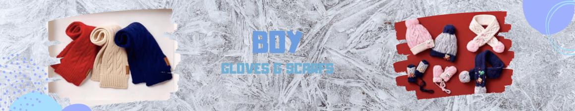 WILLHARRY|gloves-scarfs-boy